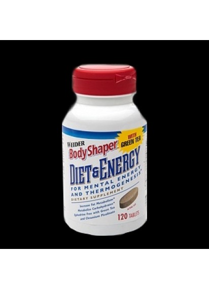 Body Shaper diet energy от Weider USA
